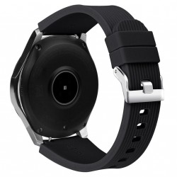 Armband Samsung Galaxy Watch 46 mm - svart - L
