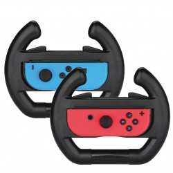 Ratt till Nintendo Switch Joy-Con - 2-pack - svart