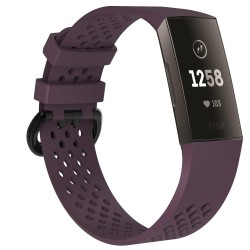 Fitbit Charge 3/4 armband Lila (L)
