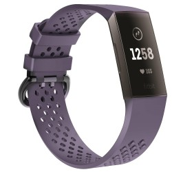 Fitbit Charge 3/4 armband - lila - S