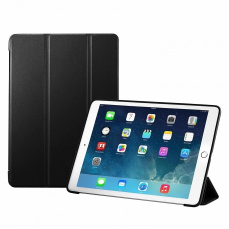 iPad fodral 9.7 tum Smart Cover Case - svart