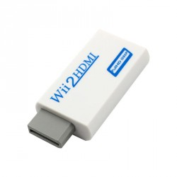 Nintendo Wii till HDMI adapter - full HD 1080P