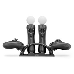 NITHO Laddningsstation PS4 PS Move